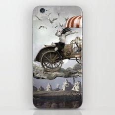 Bird Seller iPhone & iPod Skin