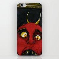 Relished Devils  iPhone & iPod Skin