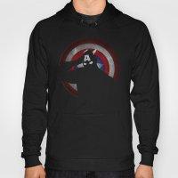 SuperHeroes Shadows : Captain America Hoody
