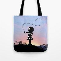 Wonder Kid Tote Bag
