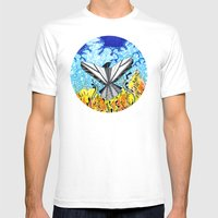 Freedom From Your Chaos … Mens Fitted Tee White SMALL