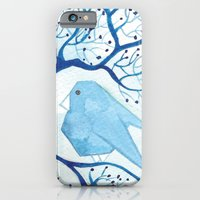 iPhone & iPod Case featuring Birdie by eefak