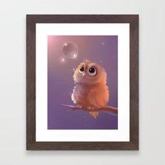 Little Guardian Framed Art Print