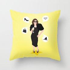 Fabulous.  Throw Pillow
