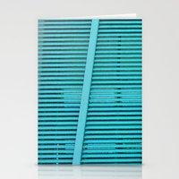 Seaside Set 3 Of 4 Stationery Cards