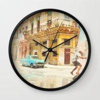 RIO3 Wall Clock