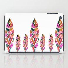 Brooklyn feathers iPad Case