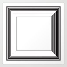 Seemingly Endless Art Print