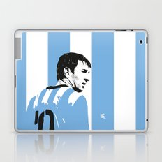 Messi Argentina Laptop & iPad Skin