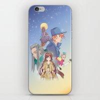 Legend Of The Ztarr Vol.… iPhone & iPod Skin