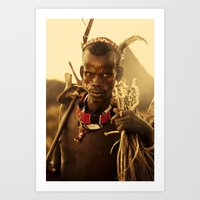 Ethiopia 1 Art Print