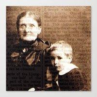 Family History Canvas Print