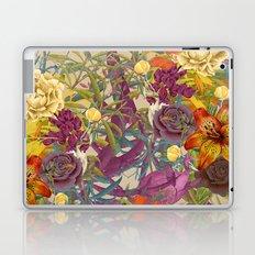 ALICE'S GARDEN Laptop & iPad Skin