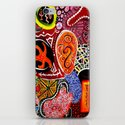 Repus (Abstract) iPhone & iPod Skin