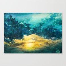 Sky No 3 Canvas Print