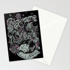 Irregular Sleeping Pattern Stationery Cards
