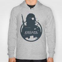 John Carpenter's Escape … Hoody