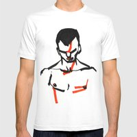 2000 - Boy (High Res) Mens Fitted Tee White SMALL