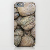Autumn Walnuts iPhone 6 Slim Case