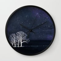 The Fabric Of Space And … Wall Clock