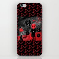 iPhone & iPod Skin featuring Day Off by pigboom el crapo