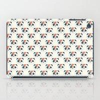 Bowie Panda  iPad Case