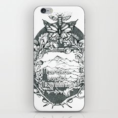 M B M iPhone & iPod Skin