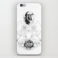 Two Horses, Tim And Eric… iPhone & iPod Skin