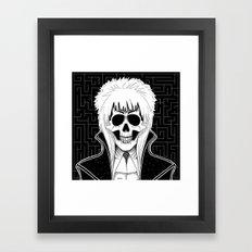 Jareth (Stack's Skull Su… Framed Art Print