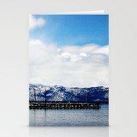 Lake Tahoe Stationery Cards