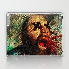 Sage scream Laptop & iPad Skin