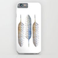 iPhone & iPod Case featuring Feathers by Braven