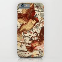 brain iPhone & iPod Cases featuring Honey & Sorrow (grey) by Teagan White