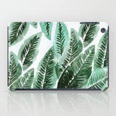 Paradise Leaves iPad Case