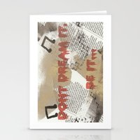 Rocky Horror - Don't Dream It... Stationery Cards