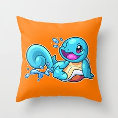 I Squirt Throw Pillow