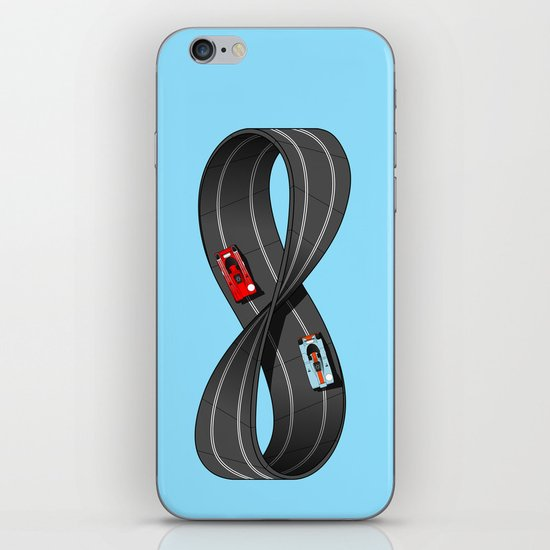 Infinite Slots iPhone & iPod Skin