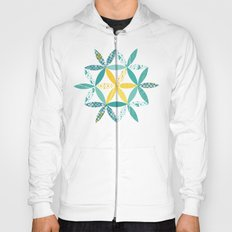 Patchwork Sunshine Hoody
