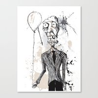 Day at the Circus Canvas Print