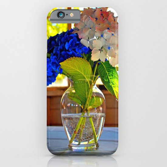 Light and flowers iPhone & iPod Case