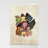 Black Beauty Stationery Cards
