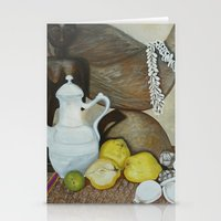 Coffee Pot Stationery Cards