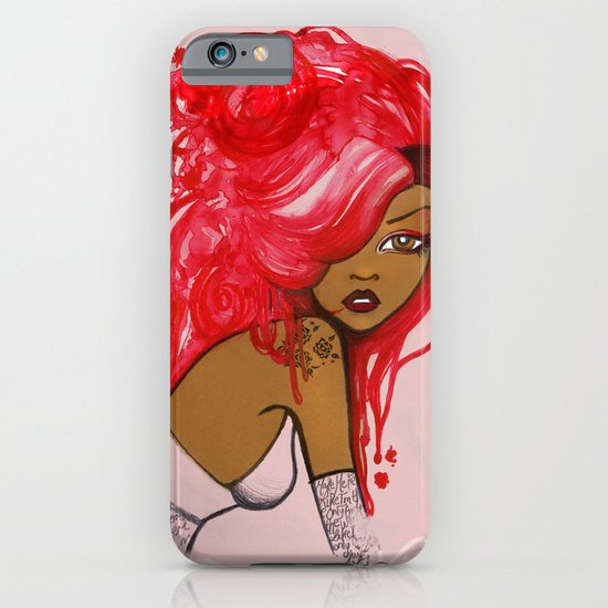 Rouge iPhone & iPod Case