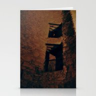 Stone Stairway Stationery Cards