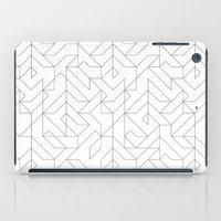 Geometric Camo iPad Case