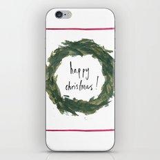 Happy Christmas! #3 iPhone & iPod Skin
