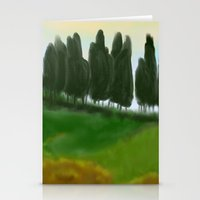 Tree Hill Stationery Cards