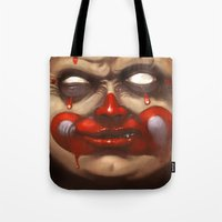 Hide your Children Tote Bag
