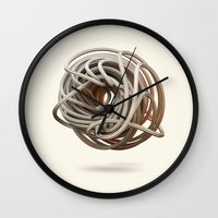 knoodle Wall Clock