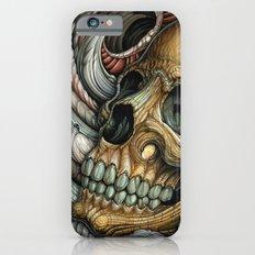 Cave Skull iPhone 6 Slim Case